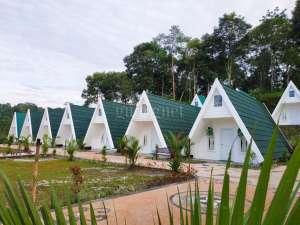 D'Kaliurang Resort, Glamping dengan Suasana Pedesaan