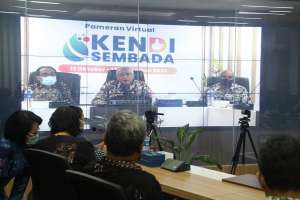Pameran ''Kendi Sembada'', Dorong Eksistensi UMKM di Pasar Digital