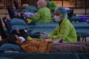 HUT ke-30 PDS PatKLIn Yogyakarta Soroti Kekurangan Stok darah DIY