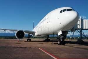 Boeing 777, Pesawat Terberat di Dunia Perdana Mendarat di YIA