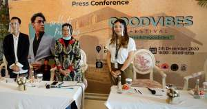 Good Vibes Festival 2020 Hadirkan Intimate Concert Ardhito Pramono
