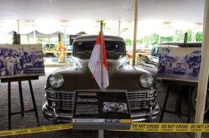 Pertama Kalinya, 11 Mobil Kepresidenan Soekarno Ditampilkan dalam Sebuah Pameran
