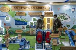 Edukasi tentang Sampah, Taman Pintar Hadirkan Booth Tetra Pak