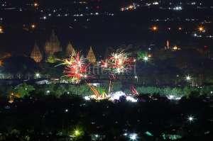 Sleman Larang Pesta Kembang Api & Konvoi Kendaraan