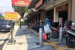 PKL Terdampak Revitalisasi Ahmad Dahlan akan Dipindah ke Pasar Tradisional