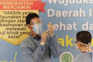 Catat! Ini Link Pendaftaran Vaksinasi Lansia Yogyakarta