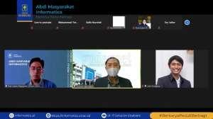 Webinar Unjani 'Sains Data untuk Semua', Memaksimalkan Penggunaan Media Sosial