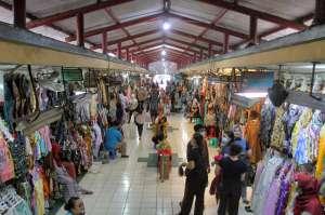 H-9 Lebaran Pasar Beringharjo Masih Sepi, Pedagang Resah