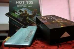 Infinix Hot 10S, Ponsel Murah Cocok Untuk Gamers