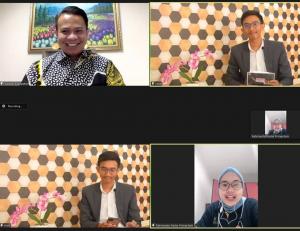 UIN Yogya Gelar Party of PR, Usung Tema 'Indonesia Bervaksin'