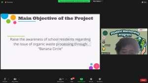 Terapkan 'Banana Circle', SMA Tumbuh jadi Pemenang dalam Trash-Link Project