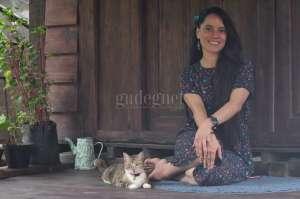 Cristina Duque: Dari Ekuador ke Yogyakarta Membawa Cinta