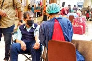 SCH Selenggarakan Vaksinasi untuk Penyandang Disabilitas