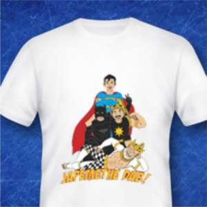 Kaos Gudegnet Superhero